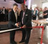 19 OPENING OF OUR SPIECE ISLANDS EXHIBITION WITH THE MAYOR OF CAPE TOWN